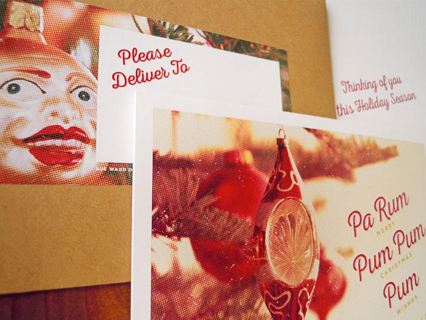 Sue Ward Design Christmas card