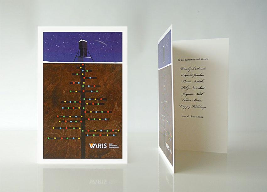 Varis Holiday Card