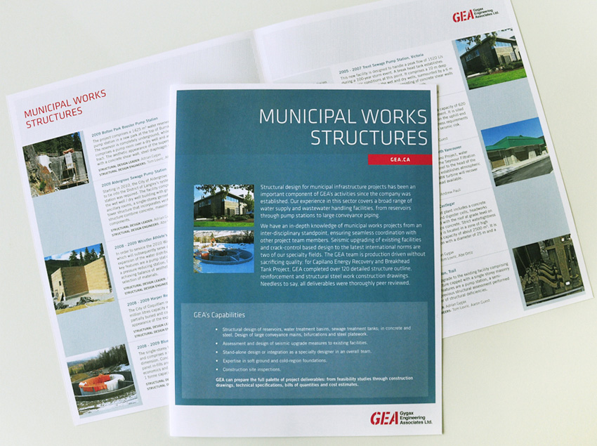 GEA Capabilities Brochure