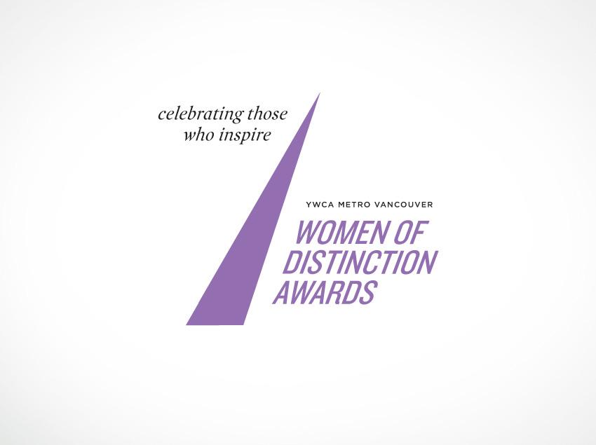 Women of Distinction proposed logo
