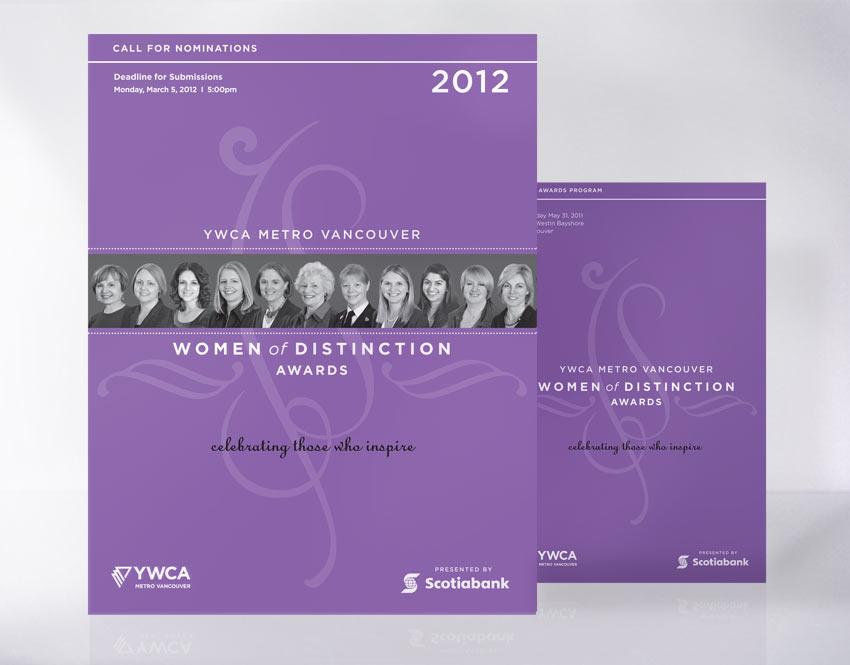 YWCA Metro Vancouver Women of Distinction Awards