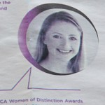 Newsletter Honours Accomplished Women